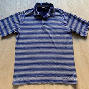 Nike golf Shirt Polo Short Sleeve Mens Size medium